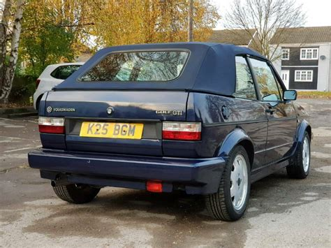 old car owners manuals 1994 volkswagen golf windshield wipe control rare vw golf gti cabriolet rivage 1992 k in slough berkshire gumtree