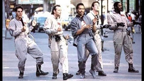 song original ghostbusters original theme song