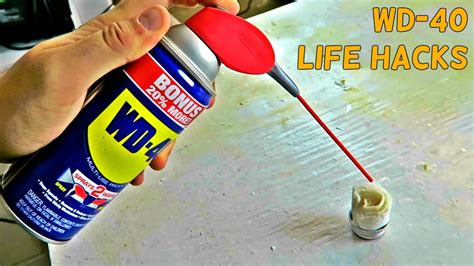 25 life hacks you need to know mailsgrid 10 simple wd 40 hacks diy fyi