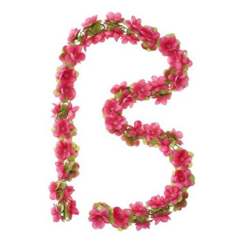 Slinger Garland by Basil Slinger Flower Garland Slinger Basil Flower