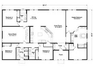 the timberridge elite 5g42684a manufactured home floor