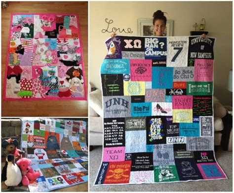 T Shirt Quilt Step By Step by Diy T Shirt Quilt Step By Step Usefuldiy