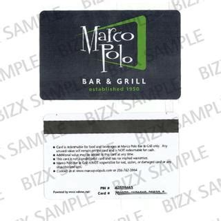 Polo Gift Cards - bizx marco polo bar grill 100 gift card