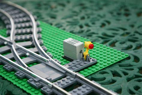 Lego 2736 Duplo Switching Track remote switch tracks lego tech eurobricks forums