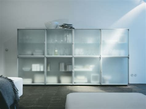 modern storage cabinets with cool illumination eo by