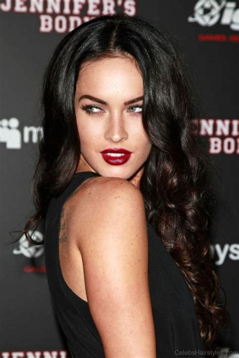 Megan Hairstyle by 53 Brilliant Hairstyles Of Megan Fox