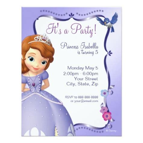 disney princess 1st birthday invitations top 10 disney princess custom birthday invitations