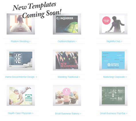 overnight prints templates accounting product templates