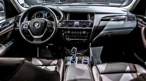 2018 bmw x3 interior 2018 bmw x3 redesign changes release date price 2018