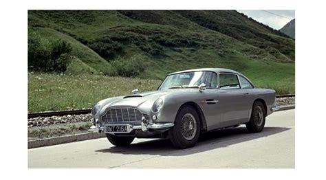 Aston Martin Goldfinger by Aston Martin Db5 Goldfinger By Car Magazine