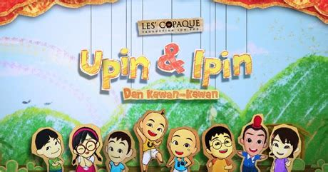 Tutorial Animasi Upin Ipin | analisa kesuksesan film animasi upin ipin tutorial