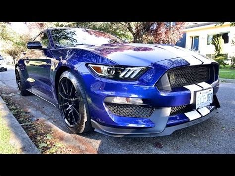 ford mustang gt350 review what a car!!! youtube