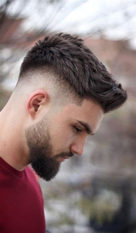 popular side fade haircuts  men