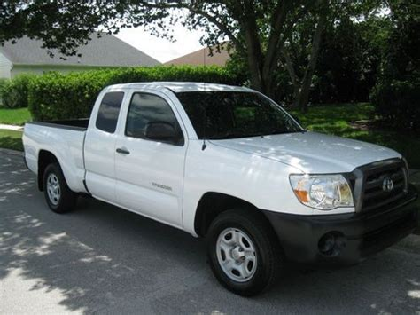 how to sell used cars 2009 toyota tacoma auto manual sell used 2009 toyota tacoma access cab 4 cyl automatic power pack tow pack prem cloth xm in
