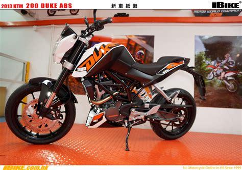 Ktm 200 Abs 2013 Ktm 200 Duke Abs