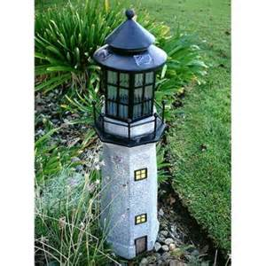 large outdoor solar lights garden sun light c5116 large lighthouse fiberglass solar