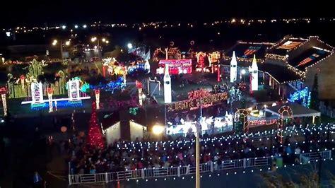 festival of lights hidalgo tx festival de luces hidalgo