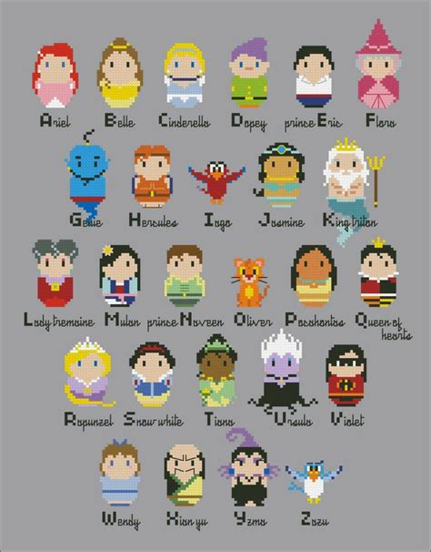 disney characters h r gallery cartoon character starts with i drawings art