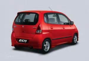 Suzuki Maruti Zen Maruti Suzuki Zen Estilo 2006 2007 2008 2009