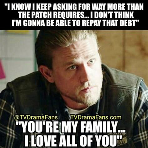 Sons Of Anarchy Meme - super dank hand picked meme from sons of anarchy more than the patch requires