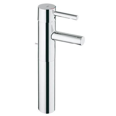 grohe essence kitchen faucet grohe 32247000 essence vessel faucet in starlight chrome