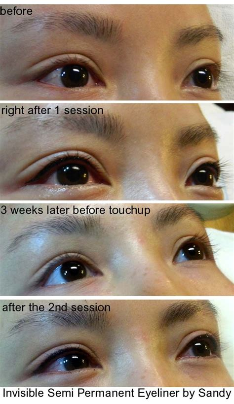 tattoo eyeliner process 17 best images about lash line waterline on pinterest