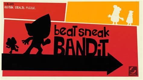beat sneak bandit simogo