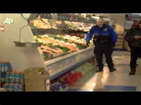 raw video: bear caught in alaska grocery store youtube
