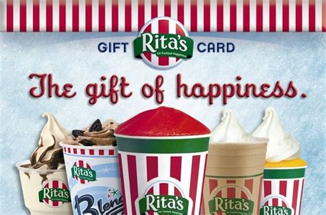 Dippin Dots Gift Card - gift cards for your favorite rita s lover yelp