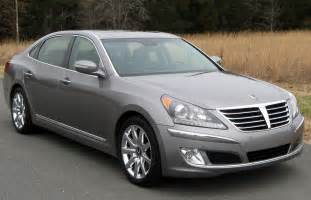 hyundai equus the about cars