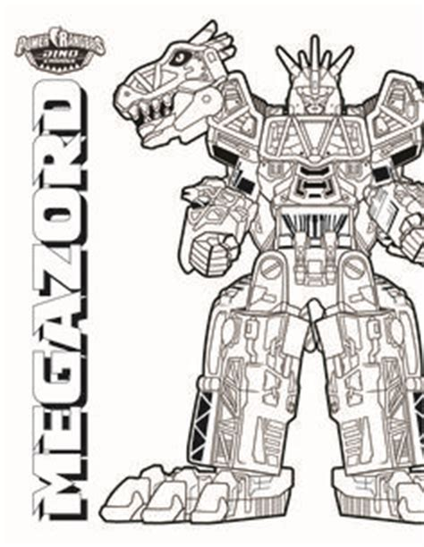 power rangers dino charge megazord coloring pages 1000 images about power rangers coloring pages on