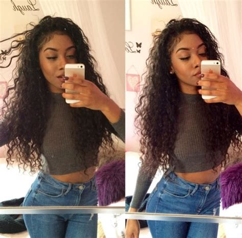 wavy full sew in 17 best ideas about curly sew in on pinterest beautiful