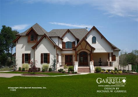 two story country style house plans