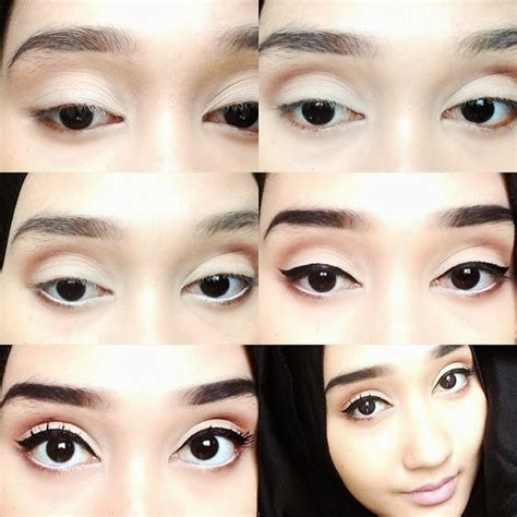 tutorial makeup natural wardah hijab tips tutorial make up hijab modern tips hijab modern