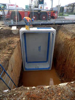 vasche di laminazione vasche di laminazione vasche di prima pioggia