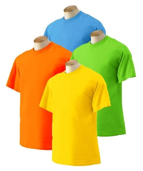bright color shirts pin neon colored t shirts on