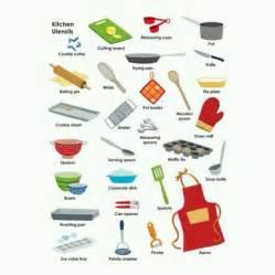 Kitchen Items Names In Telugu Kitchen Utensils Kitchen Vocabulary