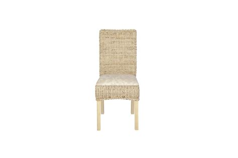 pebble wicker rattan conservatory furniture dining chair