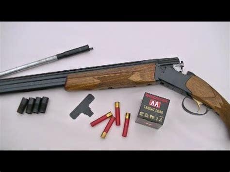 youtube shotgun pattern pattern testing the savage quot four tenner quot 410 shotgun