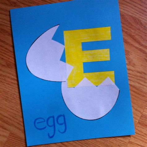 best 25 letter e craft ideas on letter e