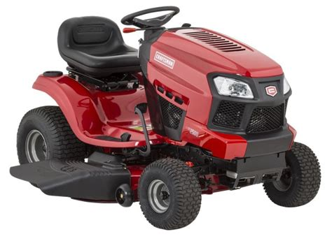Craftsman 25583 craftsman 25583 lawn mower amp tractor specs consumer reports