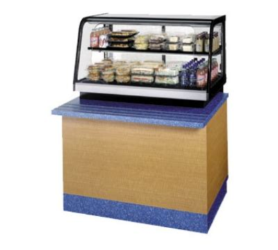 Refrigerated Countertop Display by Federal Crb3628ss 36 Quot Countertop Refrigerator W Pass Thru