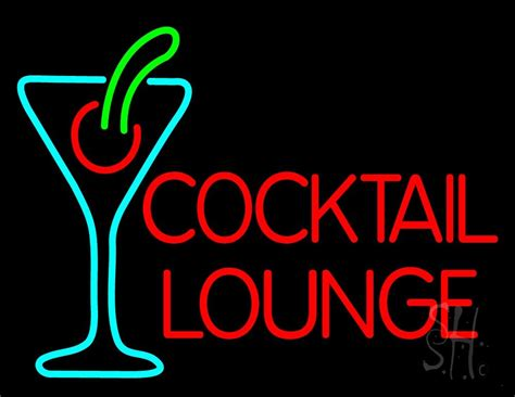 martini bar sign cocktail lounge with martini glass neon sign lounge neon
