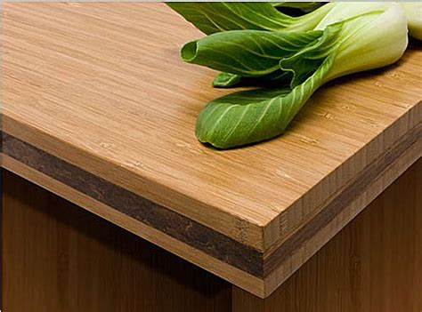 Bamboo Countertops Cost by Choosing Bamboo Countertops