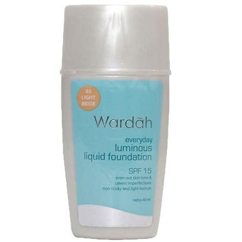 Wardah Kulit Berminyak tips cantikmu cara memilih foundation wardah untuk kulit