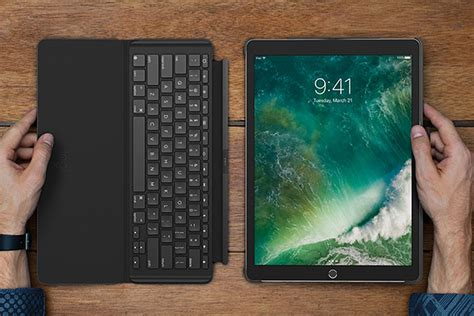Keyboard For Pro logitech has released a keyboard for the new 10 5