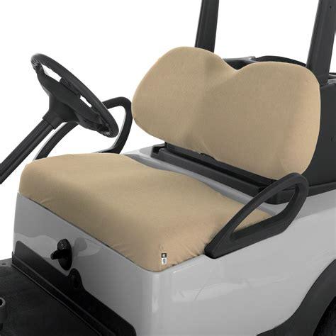 golf cart seat upholstery com classic accessories fairway golf cart terry
