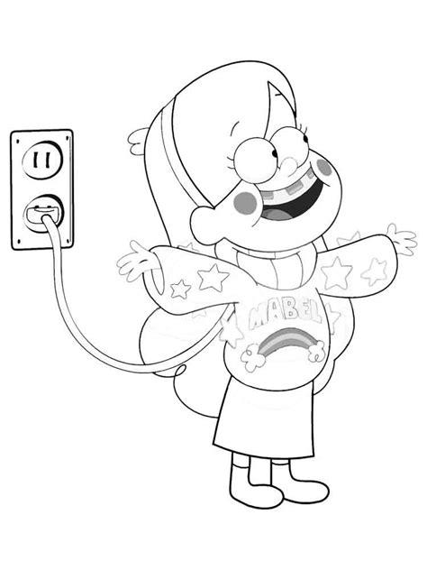 disney xd printable coloring pages gravity falls coloring pages free printable gravity falls