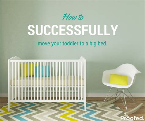 Moving From Crib To Bed Successfully Moving From Crib To Toddler Bed