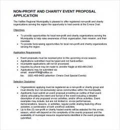 template business plan non profit organization